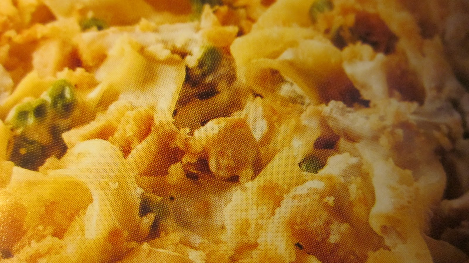 QUICK FIX RECIPES: CREAMY TUNA NOODLE CASSEROLE