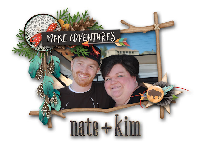 Nate and Kim
