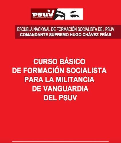 FORMACIÓN SOCIALISTA