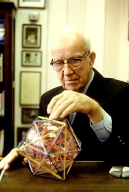 """R. Buckminster """"Bucky"""" Fuller (1895-1983)"""