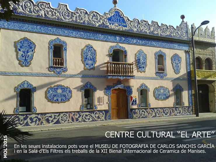 """05.12.15 CENTRO CULTURAL """"EL ARTE"""", EXPOSICIONES"""