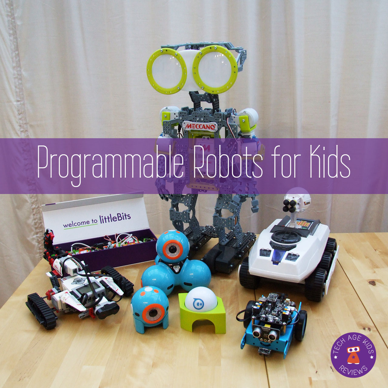 Programmable Robots for Kids Buying Guide