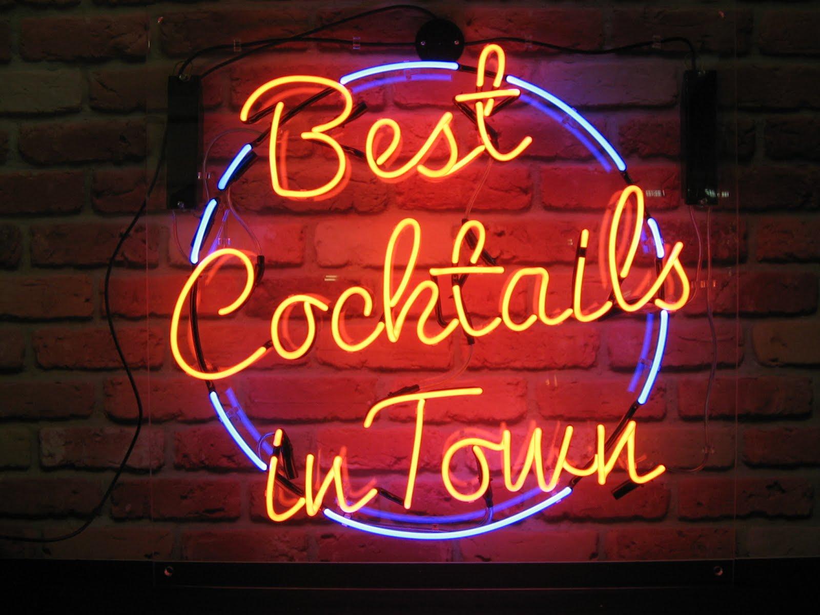 Los cócteles del Loser Blog&Bar