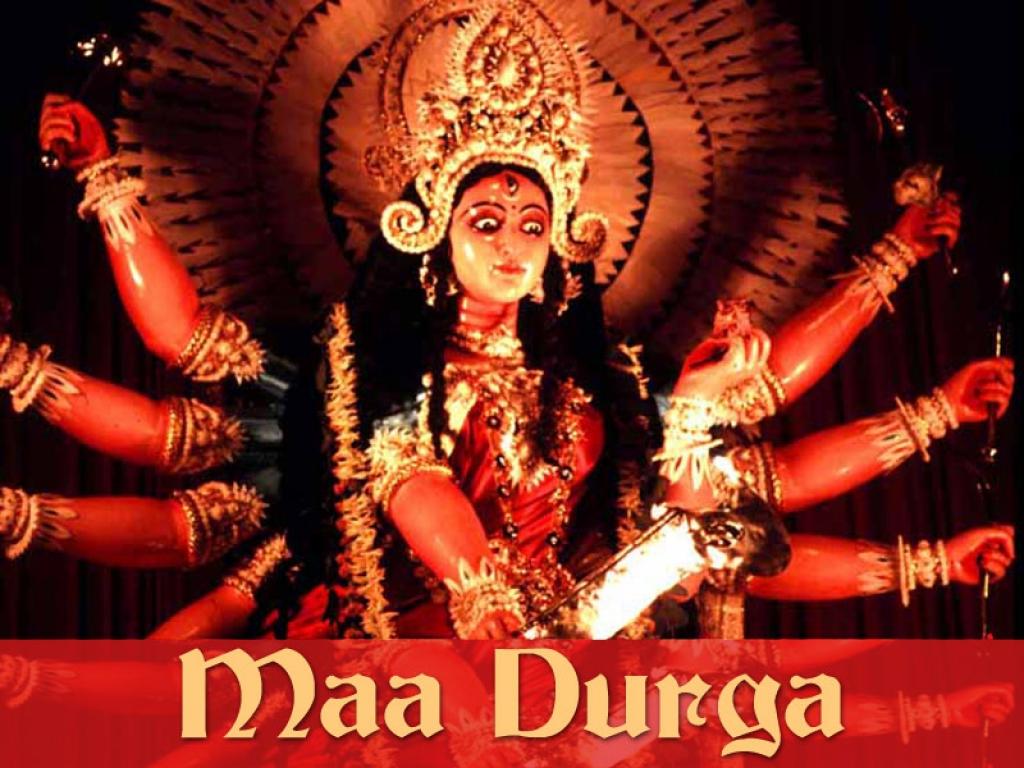 Hindu God Wallpapers Gallery Goddess Durga Hd Wallpapersgoddess