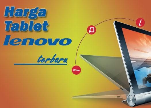 Gambar Tablet Lenovo Terbaru