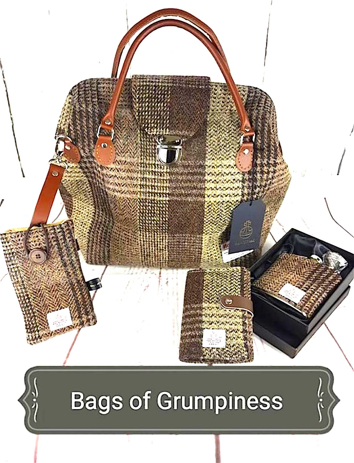 Bags of Grumpiness