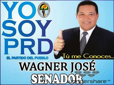 ING. WAGNER JOSE, SENADOR PRD