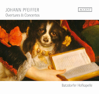 Pfeiffer: Overtures & Concertos