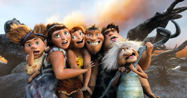 The Croods Puncaki Film Terlaris Minggu Ini