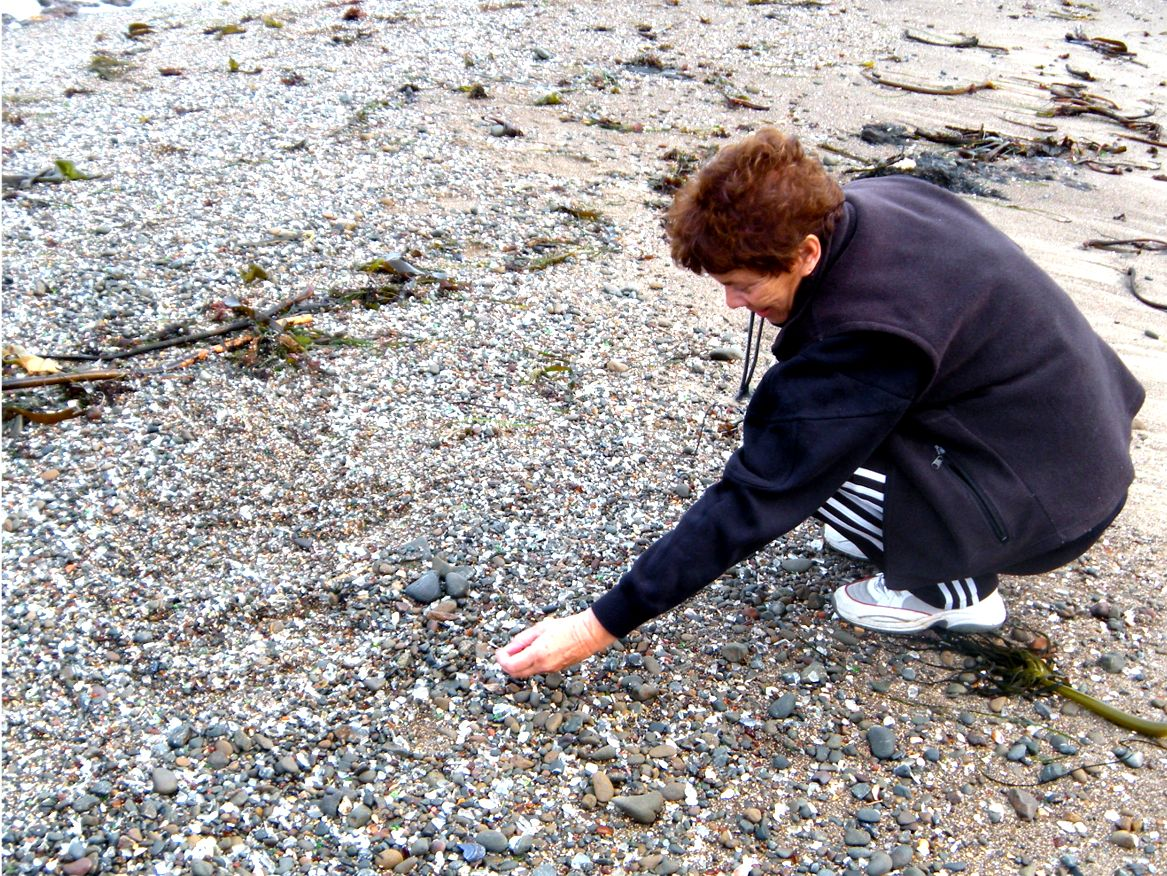 How to Collect Sea or Beach Glass How to Collect Sea or Beach Glass new pictures