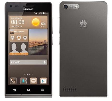 Harga Huawei Ascend G6 dan Spesifikasi Lengkap