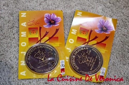 La Cuisine De Veronica 購物 番紅花 Saffron