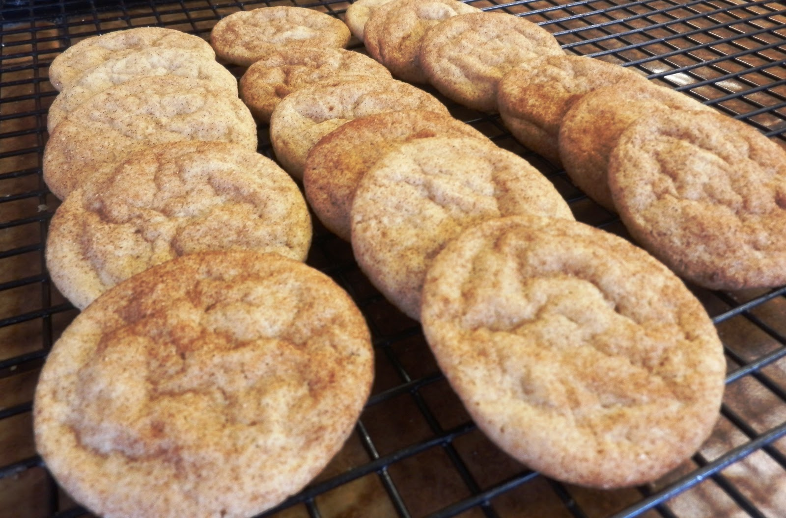 Cinnamon Sugar Cookies Recipe — Dishmaps