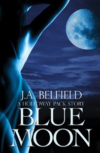 Blue Moon by JA Belfield