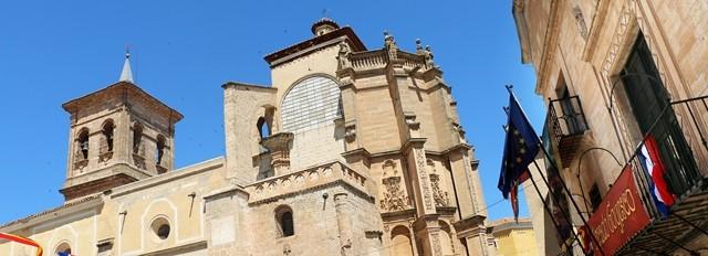 Chinchilla-Montearagón-Albacete