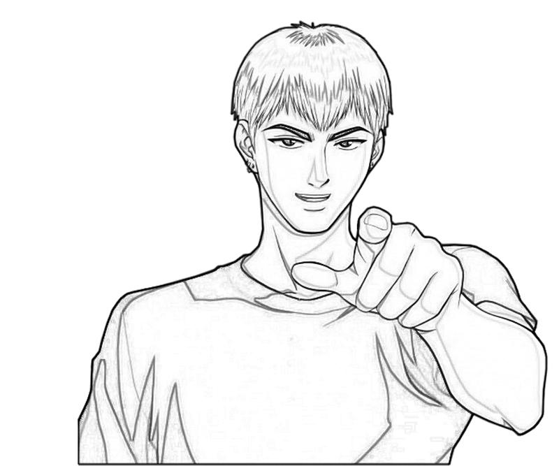 onizuka-character-coloring-pages