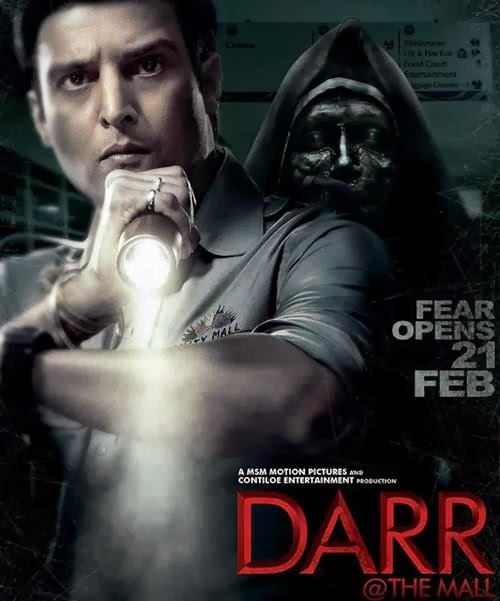 Darr @The Mall poster