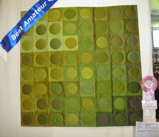 Quiltingorchardist: Quilts I Liked at the Festival of Quilts in ...