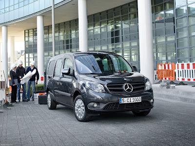 Nueva Citan de Mercedes - coches motos y mas