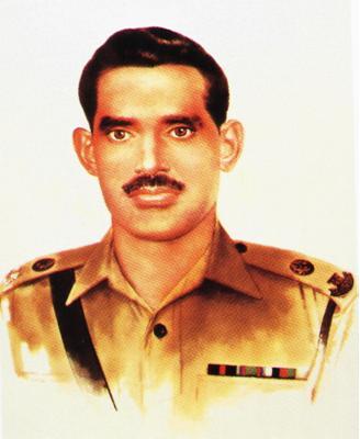 Major Muhammad Akram Shaheed Nishan-e-Haider