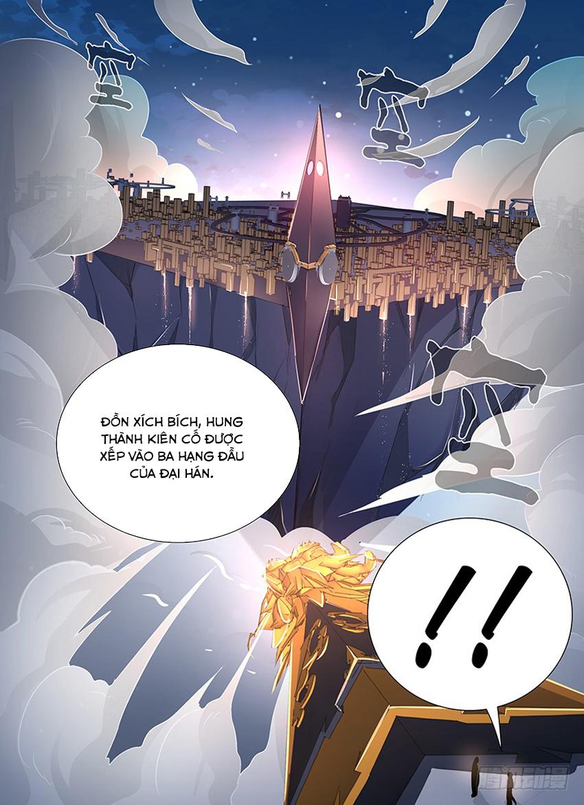 Thiên Cơ Tam Quốc chap 9 - Trang 4