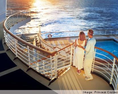 двойка на круизен кораб
