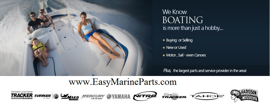 Boat Motor Parts, Outboard Parts, Yamaha, Mercury, Evinrude and E-TEC