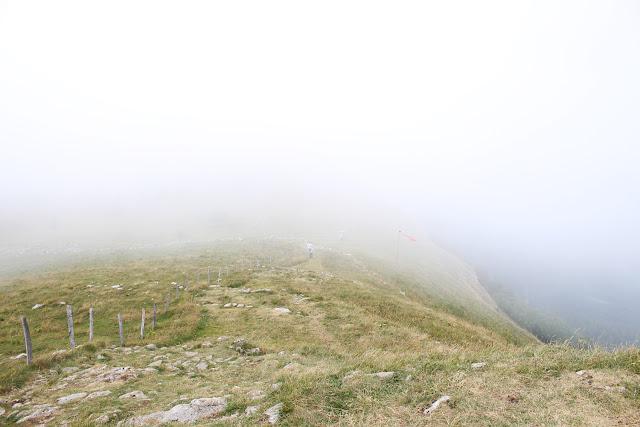 Metabief - falaises