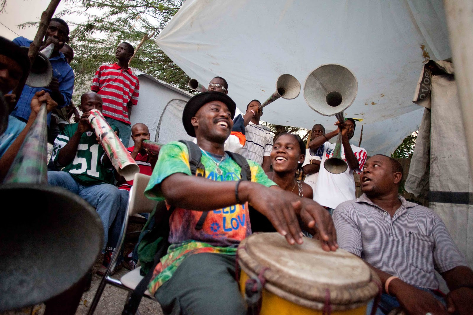 haitian culture Culture (photo: richardson dorvil) haiti has a diverse cultural heritage that draws upon french, spanish, and african traditions as well as caribbean island culture.