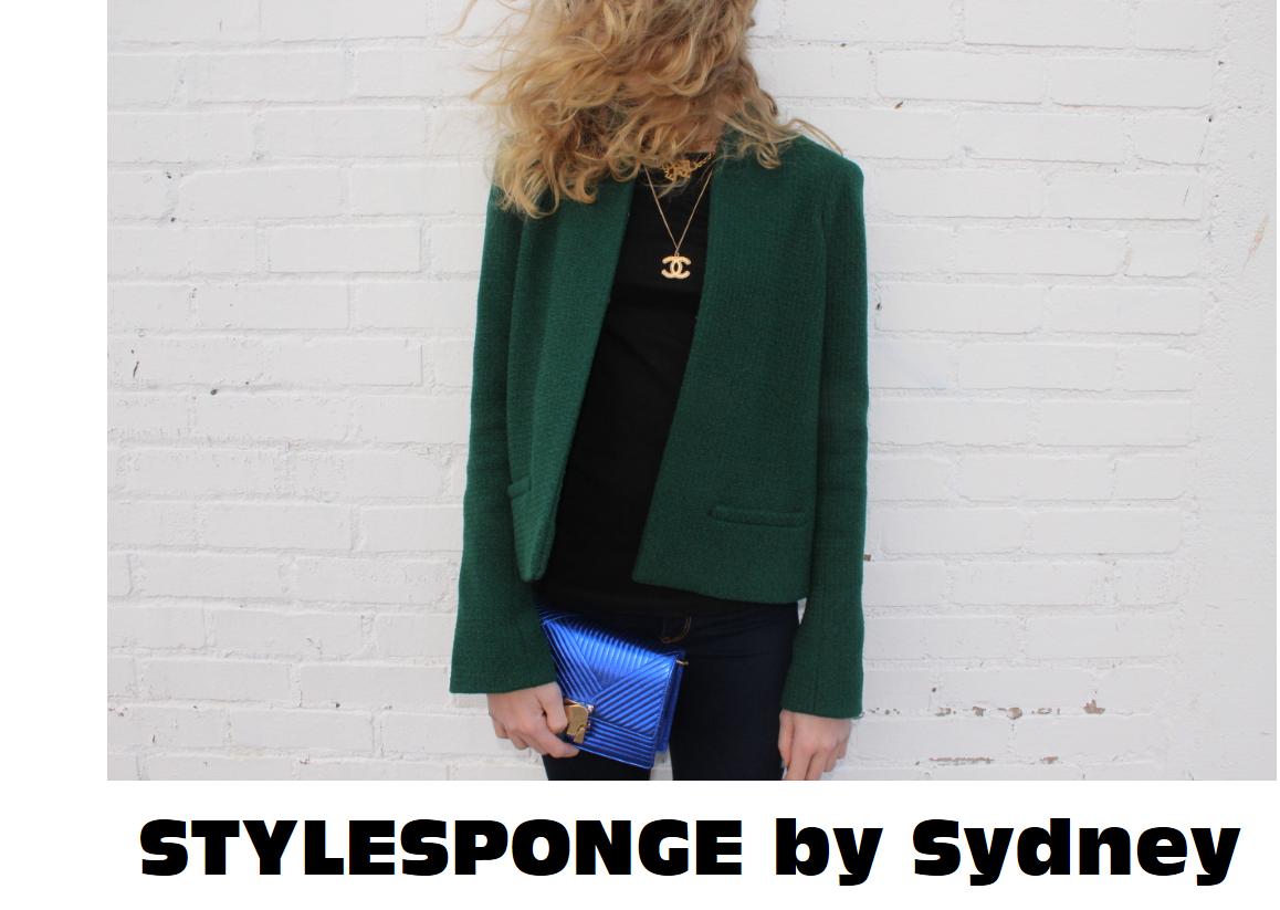 STYLESPONGE by Sydney