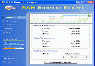 Download RAM Booster Expert trial