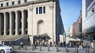 Penn Station Renovations for Amtrak and NJ Transit