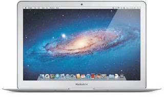 Apple MacBook Air MC965LL/A Spec