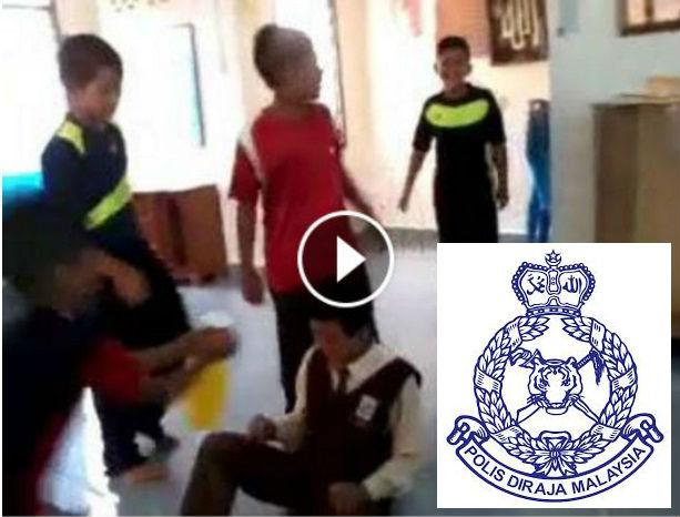 Polis Akan Siasat Kes Buli Budak Sekolah Di Jertih, Penyebar Video Turut Disiasat