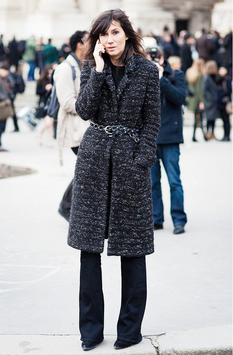 Emanuelle Alt street style, style icon, must, French girl