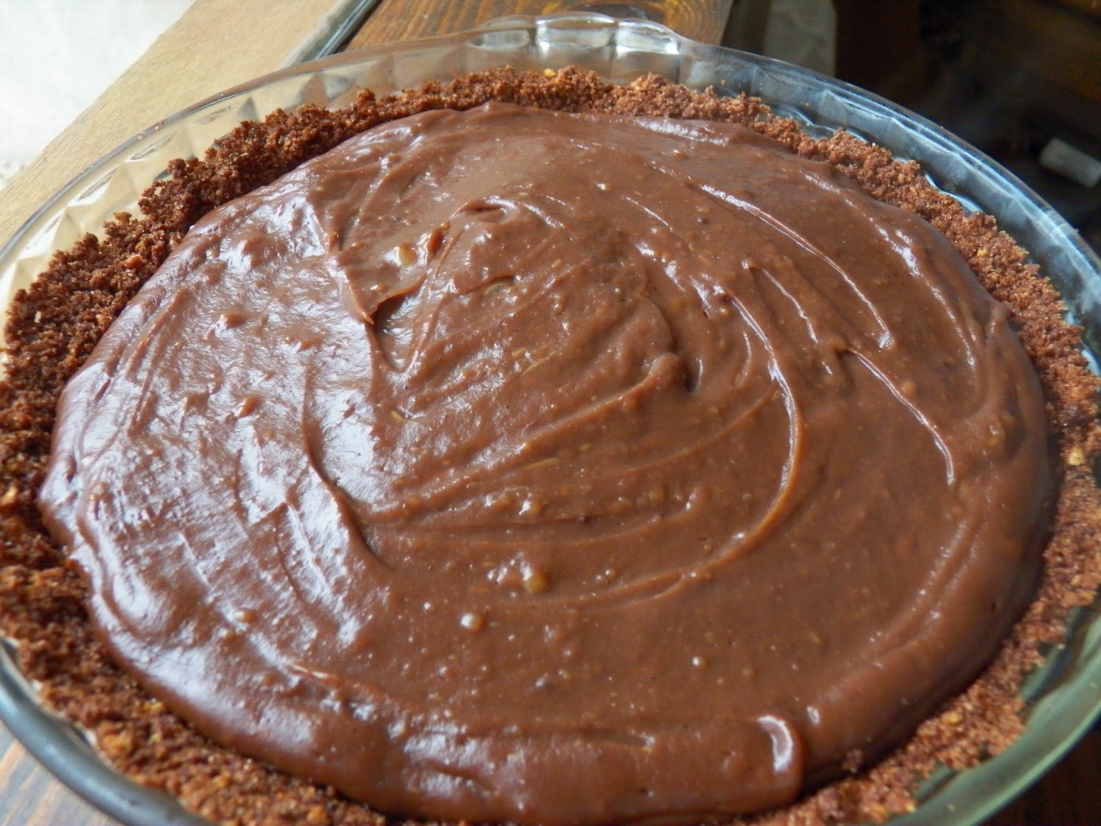 Black Rock Ranch Recipes: German Chocolate Cream Pie