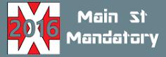 2016 Main St Mandatory