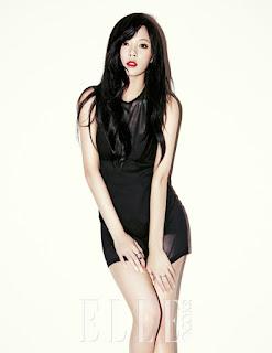 HyunA 현아 Elle Korea Pictures 9