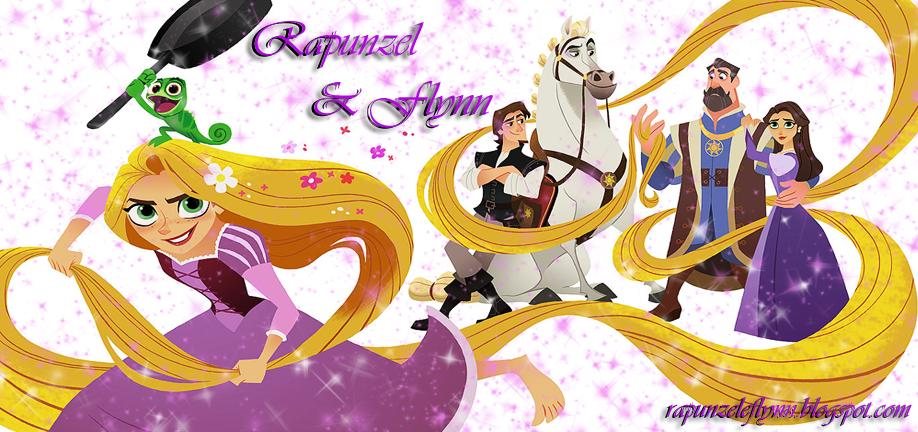 ~*~ Rapunzel & Flynn ~*~