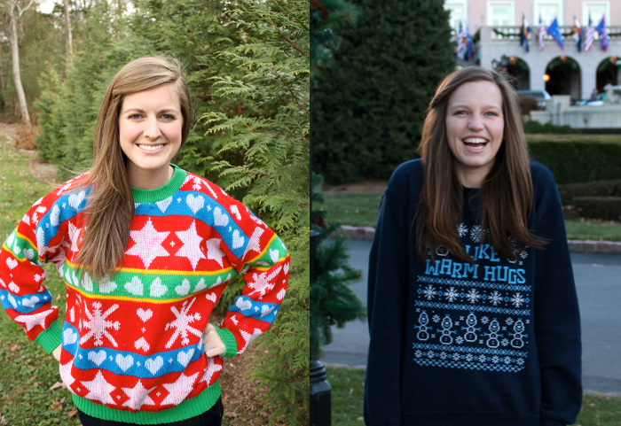 Elah Tree: TRISTYLE CO. : UGLY SWEATERS