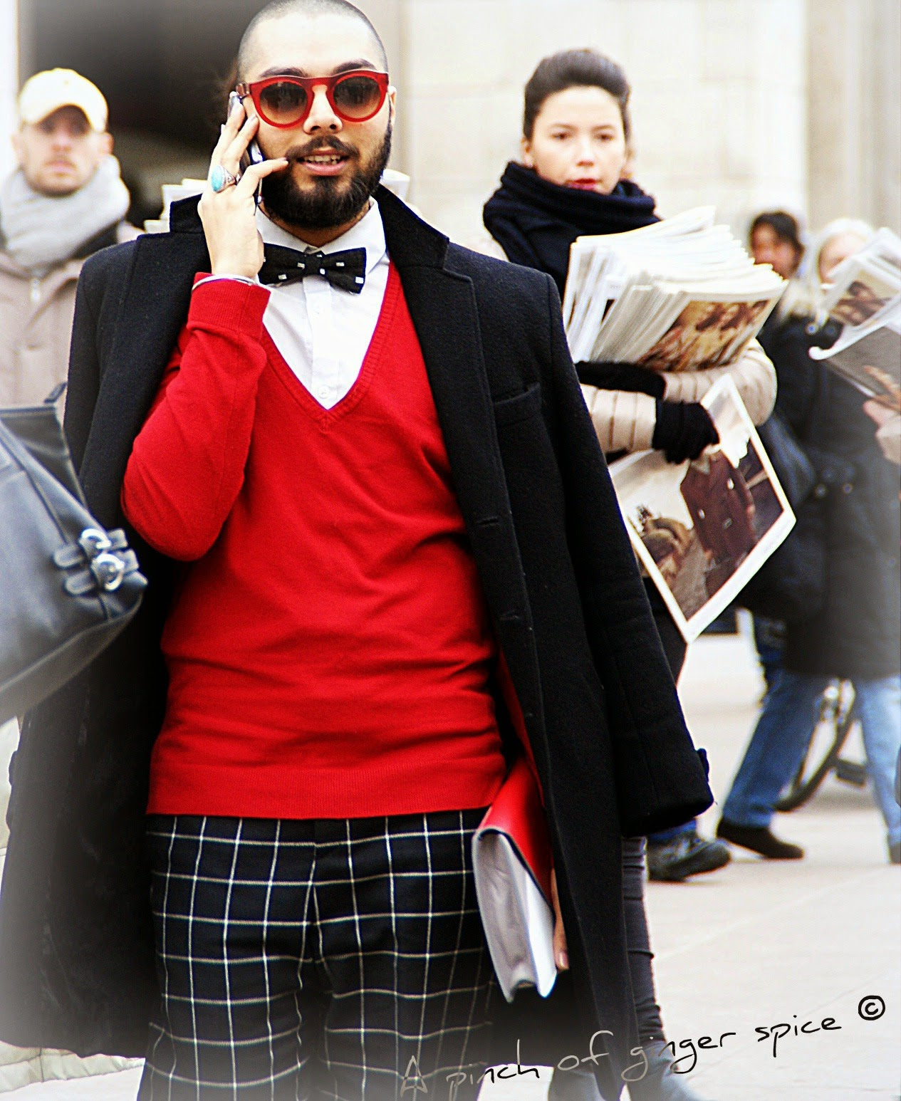 Man style Milano Fashion Week 2015