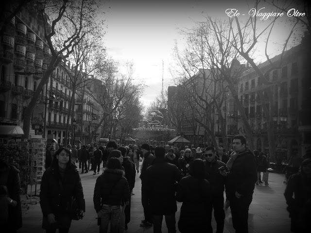 Ramblas - Barcellona