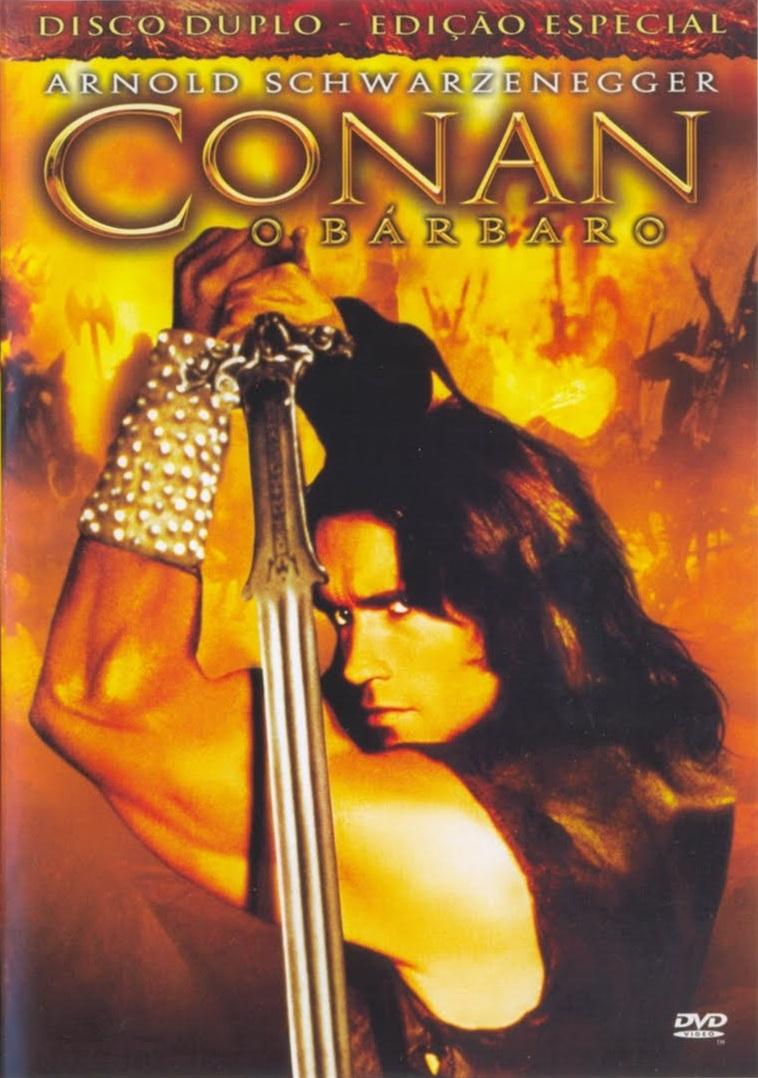 Conan: O Bárbaro – Dublado (1982)