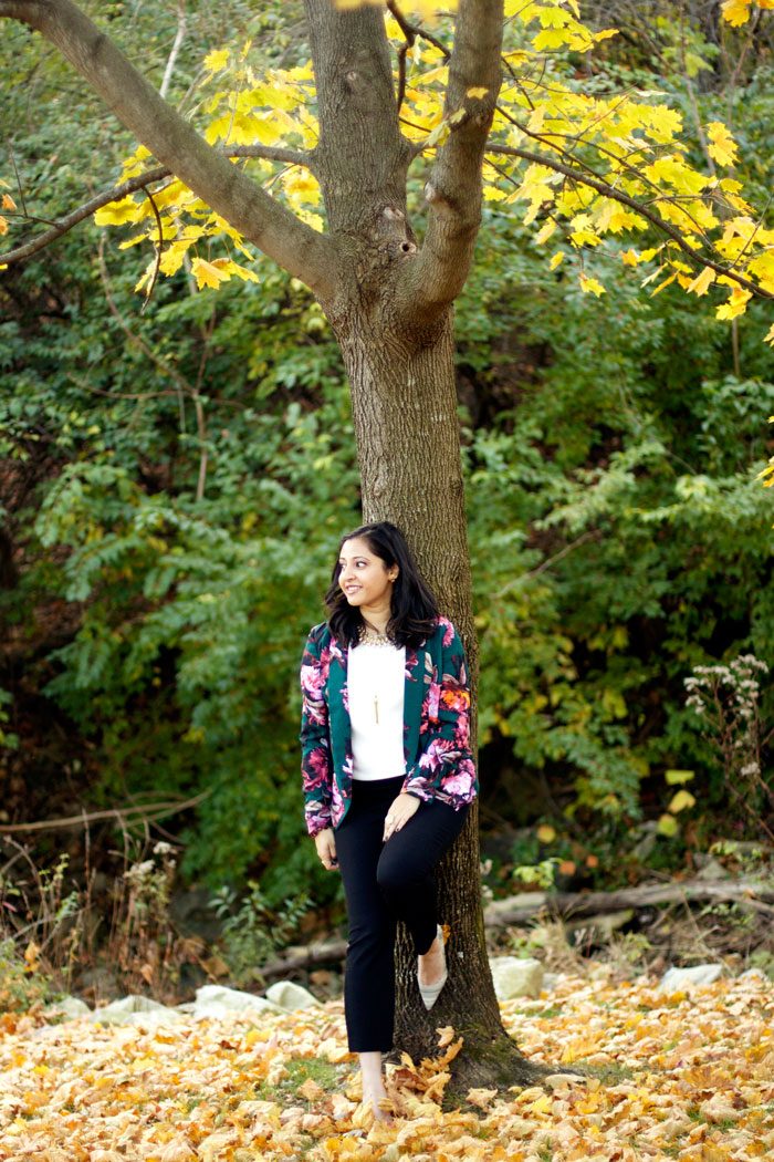 Fall Florals | Bangles and Bungalows