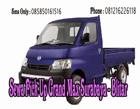 Sewa Pick Up Grand Max Surabaya Blitar