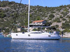 Sailing Boat Dana