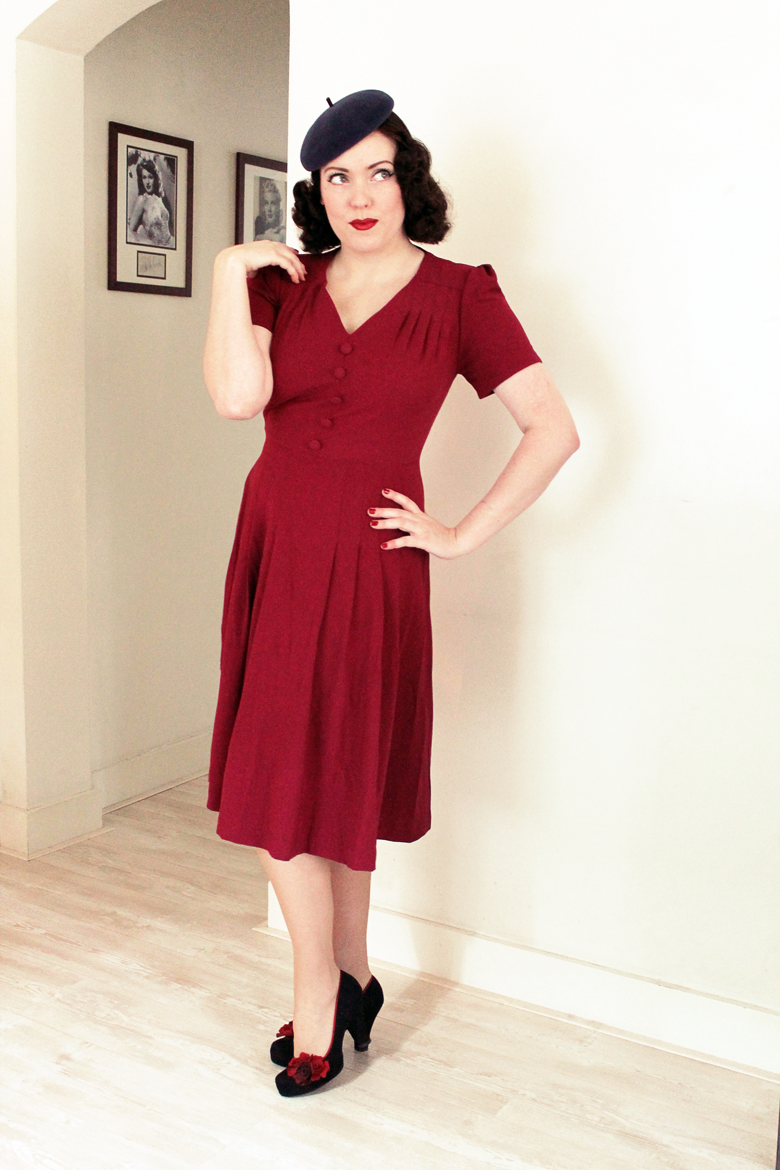 Vintage Reproduction Dresses