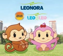 Parceria Leonora!!!