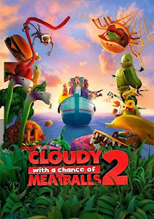 Mưa Thịt Viên 2 - Cloudy With A Chance Of Meatballs 2