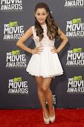 Anna Camp. Ariana Grande